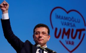 Istanbul mayor looks overseas as state banks deny him funds 23