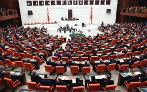 Man attempts suicide in Turkish parliament after efforts to find a job fail 29