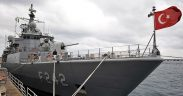 Turkey's Gunboat Gambit in the Mediterranean 23