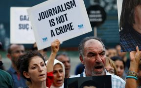 China, Turkey top annual list of world's worst jailers of journalists: Watchdog 24