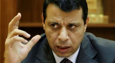 Turkey adds exiled Palestinian politician Dahlan to list of most wanted terrorists 24