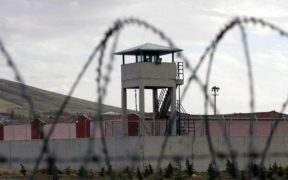Turkey's prison population increased by 14 pct to 265,000 in 2018: TurkStat 28