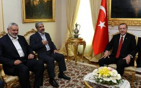 Why Hamas Supports Turkey's Invasion of Northern Syria 25