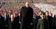 Megalomania pushes Erdogan's ambition too far 22