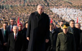Erdogan may be the world's most 'insulted' leader 24