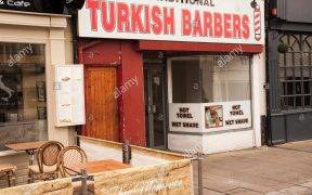 Turkish barbers have established a strong brand in Britain, forcing others to change their practices 24