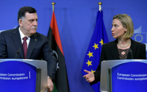 EU Divisions In Libya Leaves Space Wide Open For Turkey 24