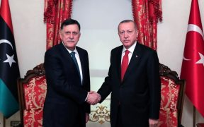 Turks reluctant to follow Erdogan's Libya policies 27