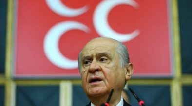 Turkey's far-right party leader calls for closure of pro-Kurdish opposition party 55