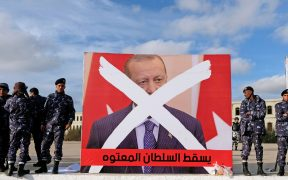 Libyan front looks bleak for Erdogan 21