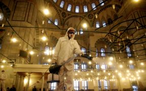 Turkey's state religious body undermines anti-coronavirus efforts 26