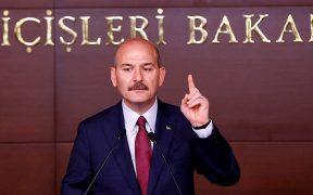 Turkey's interior minister resigns over short-notice coronavirus lockdown to save Erdogan 22