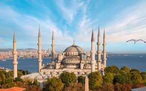 How Istanbul won back its crown as heart of the Muslim world 28