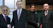 Turkey, Pakistan, Malaysia and Qatar form troubling new alliance 24