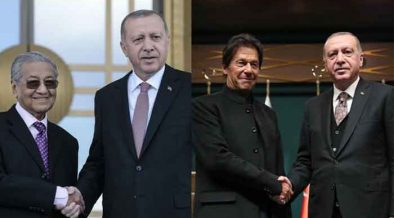 Turkey, Pakistan, Malaysia and Qatar form troubling new alliance 22