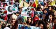 Syrian Kurds call for investigation into kidnapping of women in Afrin 9