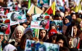 Syrian Kurds call for investigation into kidnapping of women in Afrin 54
