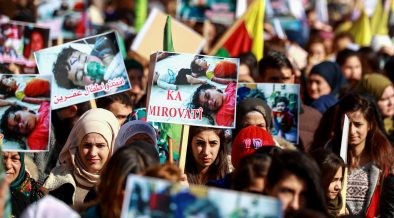 Syrian Kurds call for investigation into kidnapping of women in Afrin 29