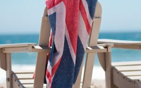 Union jack towel: Man detained for draping flag in Turkey 28