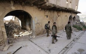 Turkey launches offensive against Kurdish rebels in Iraq 23