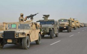 The reasons Egypt did not react to Turkey's intervention in Libya 24