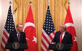Turkey loses trust in Russia, warms to US 23