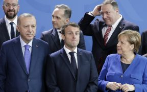 France-Turkey spat over Libya arms exposes NATO's limits 28