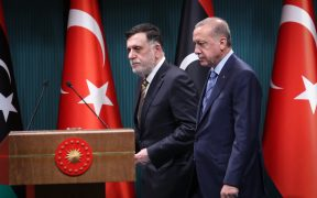 With foothold in Libya, Erdogan's Turkey eyes influence and energy riches 28