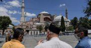 'Power, politics' behind move to convert Turkey's Hagia Sophia into mosque: Leading Muslim cleric 23