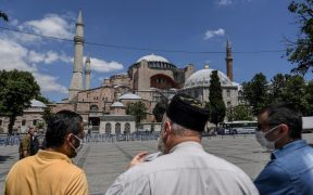 'Power, politics' behind move to convert Turkey's Hagia Sophia into mosque: Leading Muslim cleric 24
