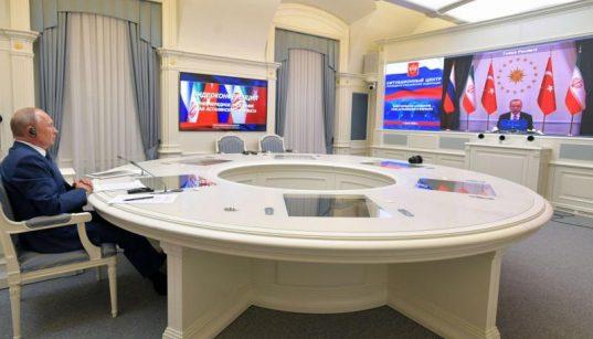 Iran, Turkey and Russia look for common denominators in Syria amid conflicting agendas 68
