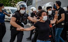 HRW urges Turkish government to probe alleged torture by police and 'nightwatchmen' 25