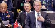 Intel: Turkish defense minister asks Congress to halt bill sanctioning Ankara 21