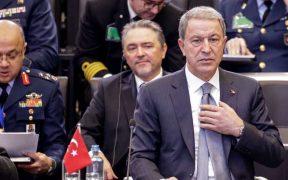 Intel: Turkish defense minister asks Congress to halt bill sanctioning Ankara 22