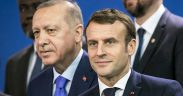 Why is France a useful adversary for Turkey? 3