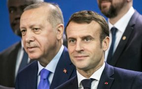 Why is France a useful adversary for Turkey? 28