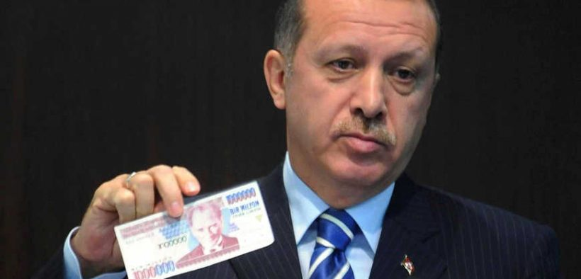 Lira stumbles again as Turkish assets take a hit 34