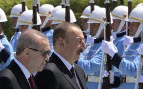 Is Erdogan after a Caucasus adventure? 27