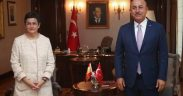 Hagia Sophia must remain part of humanity's shared heritage: Spain's FM in Ankara 23