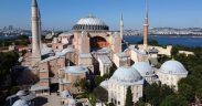 Turkey's Hagia Sophia mosque move sparks controversy, Erdogan accused of double speak 21