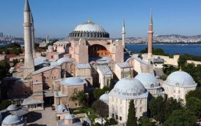 Turkey's Hagia Sophia mosque move sparks controversy, Erdogan accused of double speak 27