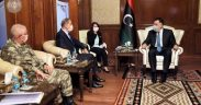 Turkey signs a military agreement with Libya's GNA: Sources 9