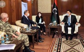 Turkey signs a military agreement with Libya's GNA: Sources 31