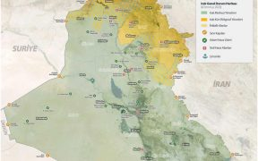 Turkish map of 'divided' Iraq triggers criticism 26