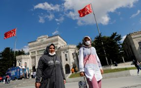 Germany declares Turkey a high-risk zone for COVID-19 infection 25