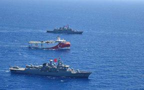 The Blue Homeland doctrine backfired in the Med 22