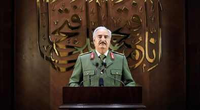"""""""No mercy for Turkish forces in Libya """": Haftar 29"""