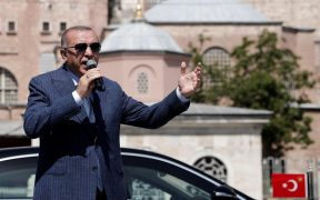 Erdogan converts another former Istanbul church into mosque 27