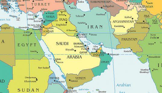Powerplay in the Middle East: Turkey is not alone - by Matt Roggo 65