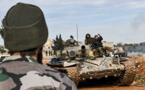 Egypt sends forces to support Assad in Syria 21